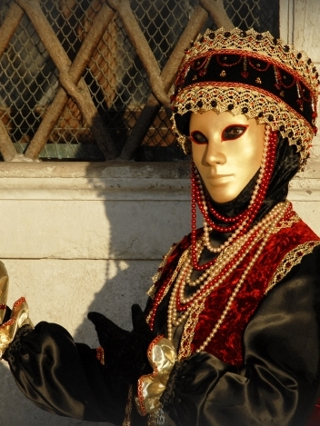 Venice Carnival special offer! If you book at least 3 nights, we'll give you one for free.